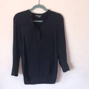 Vince Woman Silk Blouse